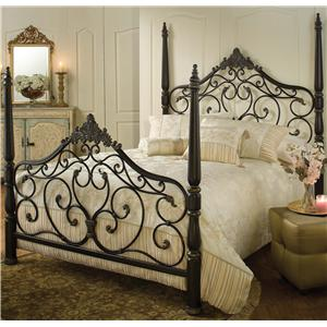 Hillsdale Metal Beds Queen Parkwood Bed