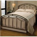 Hillsdale Metal Beds King Arlington Bed - Item Number: 1501BKR