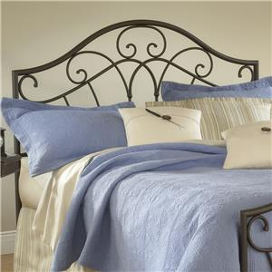 Hillsdale Metal Beds Josephine Full/ Queen Headboard