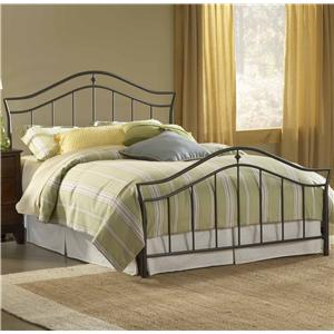 Hillsdale Metal Beds Queen Imperial Bed