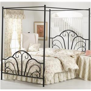 Hillsdale Metal Beds Queen Dover Bed