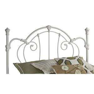 Hillsdale Metal Beds CHERIE HEADBOARD - FULL/QUEEN - RAILS NOT IN