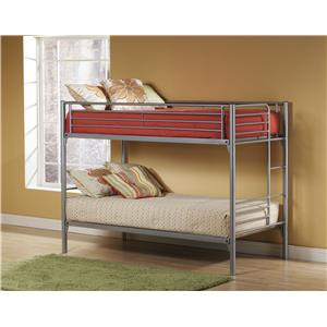 Hillsdale Brayden Full Bunk Bed