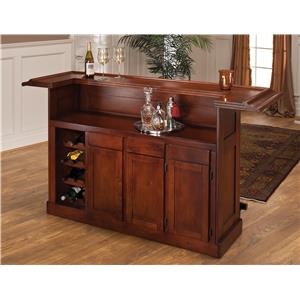 Hillsdale Classic Oak 625 Large Cherry Bar