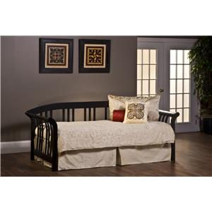 Hillsdale Daybeds Black Dorchester Daybed