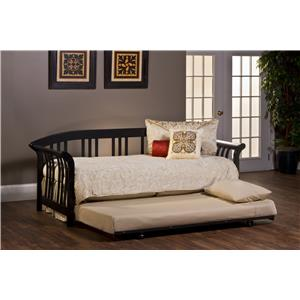 Hillsdale Daybeds Dorchester Daybed with Suspension Deck and T