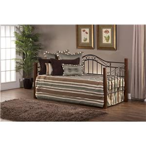 Hillsdale Daybeds Matson Daybed with Suspension Deck