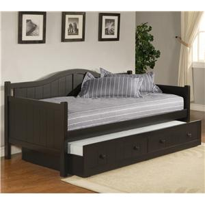 Hillsdale Daybeds Twin Staci Daybed with Trundle