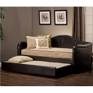 Hillsdale Daybeds Twin Brenton Daybed with Trundle