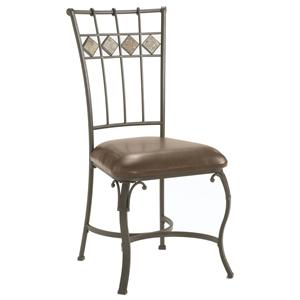 Hillsdale Lakeview Dining Chair with Slate in Back