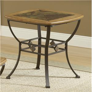 Hillsdale Lakeview End Table