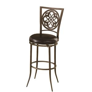 Hillsdale Marsala Swivel Bar Stool