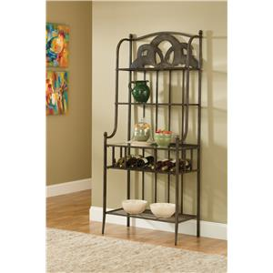 Hillsdale Marsala Baker's Rack (Small Center Design)