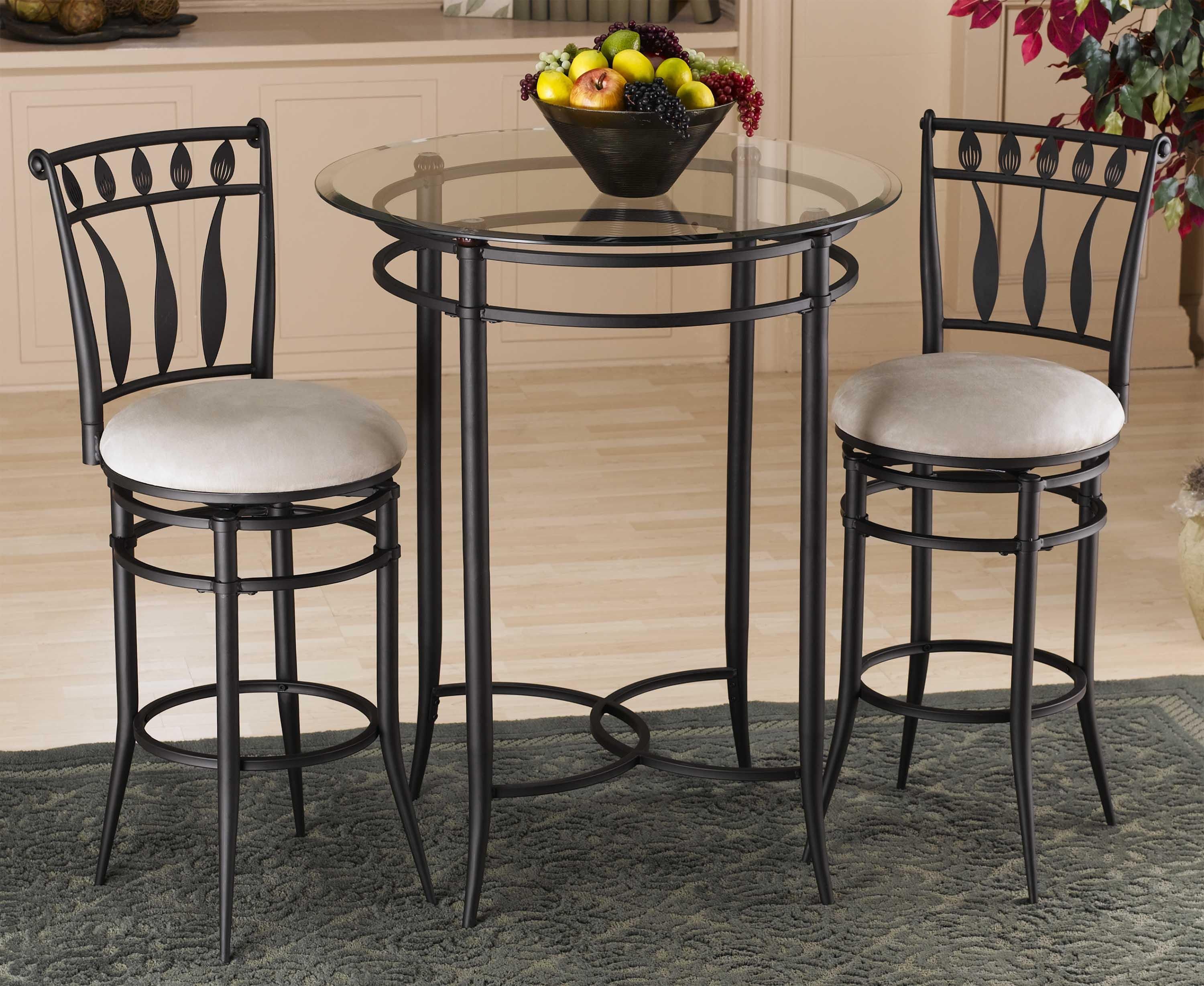 Hudson 3 Piece Bistro Set by Hillsdale