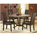 Hillsdale Monaco Five Piece Dining Set - Item Number: 4142DTBC
