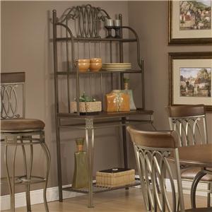 Hillsdale Montello Baker's Rack