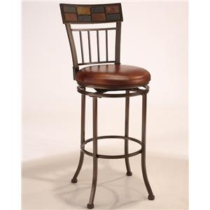 "Hillsdale Montero 24"" Swivel Stool"