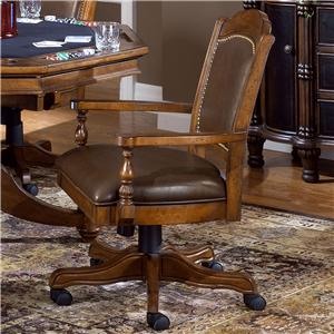 Hillsdale Nassau Tilt/Swivel Game Chair