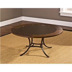 Hillsdale Occasional Tables Montclair Round Coffee Table