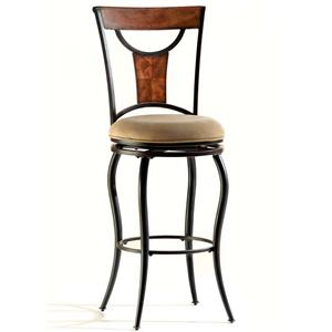 "Hillsdale Pacifico 26"" Swivel Stool"