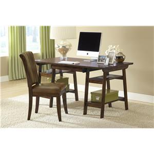 Hillsdale Parkglen Desk and Chair Set