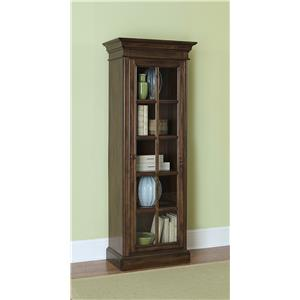 Hillsdale Pine Island Small Library Cabinet