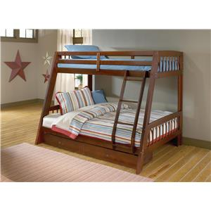 Hillsdale Rockdale Bunk Bed