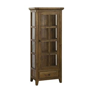 Hillsdale Tuscan Retreat Small Display Cabinet