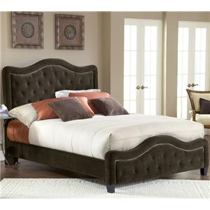 Hillsdale Upholstered Beds King Trieste Fabric Bed