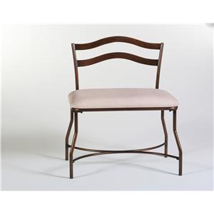 Hillsdale Vanity Stools Windsor Vanity Bench