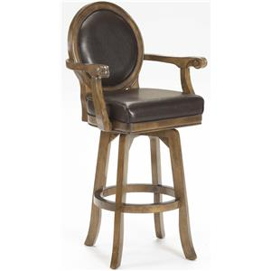 Hillsdale Warrington Bar Stool