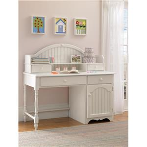 Hillsdale Westfield Desk and Hutch