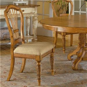 Hillsdale Wilshire Craftsman Side Chair