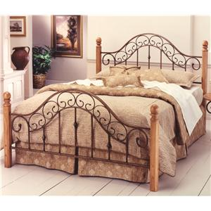 Hillsdale Wood Beds Full San Marco Bed