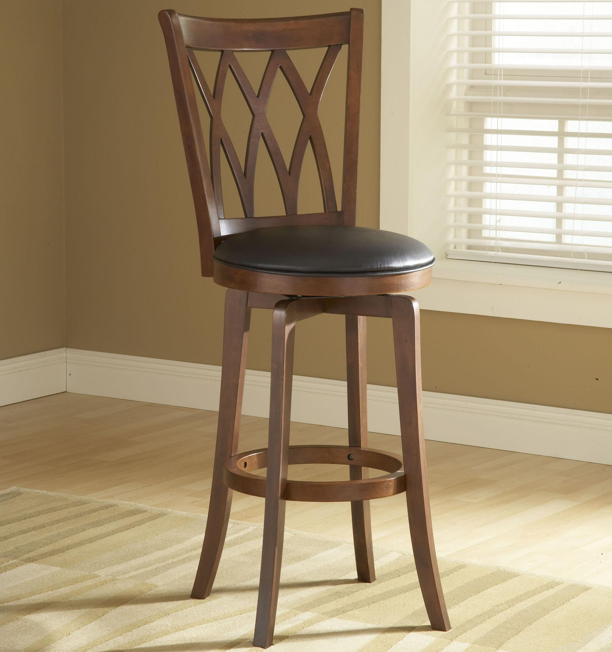 24 Quot Counter Height Mansfield Swivel Stool By Hillsdale