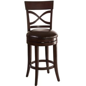 "Hillsdale Wood Stools 30"" Drysdale Bar Stool"