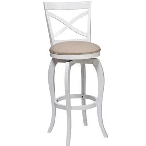"Hillsdale Wood Stools 31"" Ellendale Bar Stool"