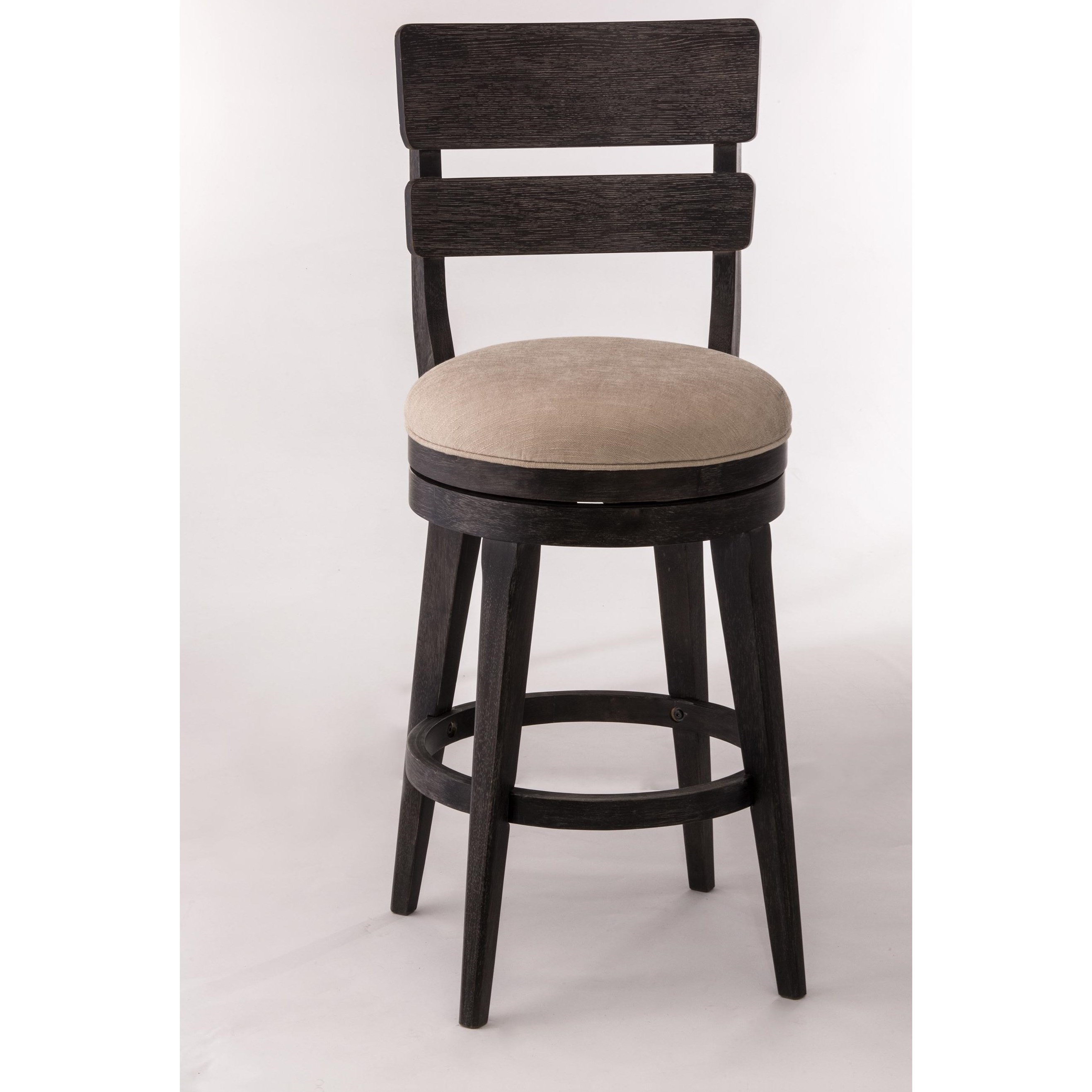 Upholstered Swivel Bar Stool By Hillsdale Wolf Furniture