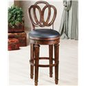 "Hillsdale Wood Stools 30"" Bar Height Dover Stool - Item Number: 62968"