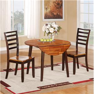 Holland House Greer Greer Table + 2 Chairs Set
