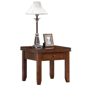 Holland House Layton End Table
