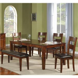 Holland House Ellis Ellis 6 Pc. Dining Set