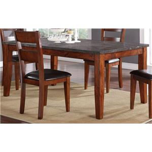 Holland House 1279-BLUE Dining Table
