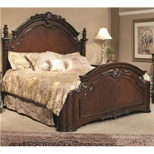 Holland House 9951 Queen Bed