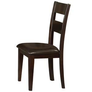 Holland House Bend Side Chair