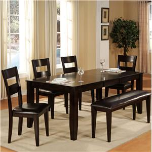 Holland House Willis Willis 6 Pc. Dining Set