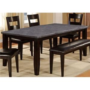 Holland House 1289-BLUE Dining Table