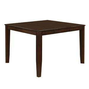 "Holland House Bend Pub Table with 18"" Leaf"