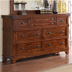 Holland House Layton Drawer Dresser