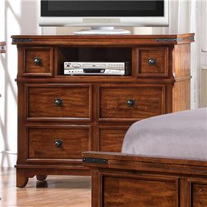 Holland House Layton TV Chest